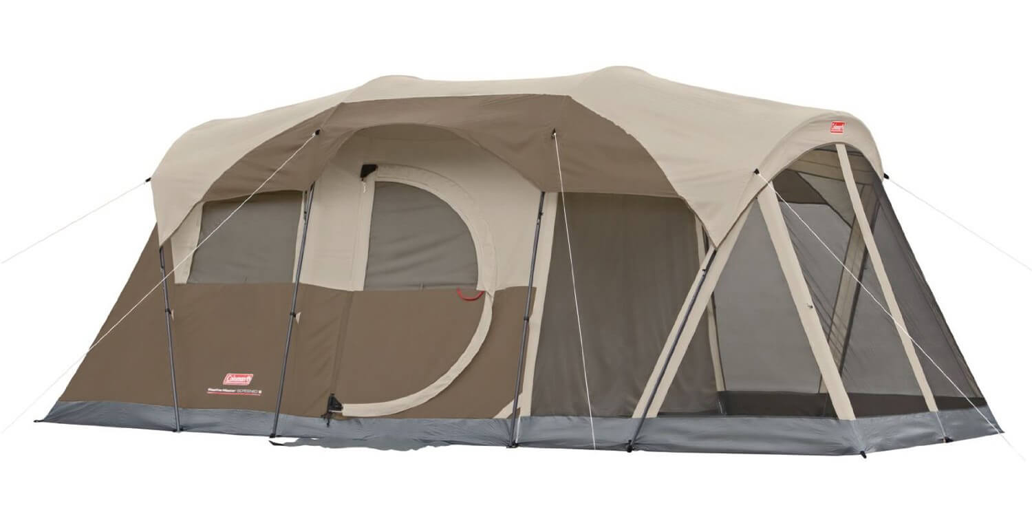 Coleman WeatherMaster 6-Person Screened Tent Full Review