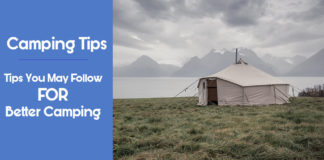 Beginner Tips You may follow for better camping