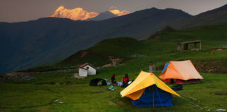 How to Choose a Safe Camping Spot